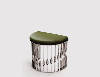 Mandy Stool by KOKET